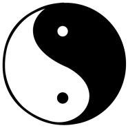 Yin Yang teken