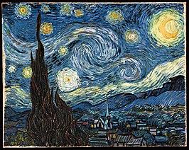 266px-Vincent_van_Gogh_Starry_Night