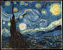 266px-Vincent_van_Gogh_Starry_Night