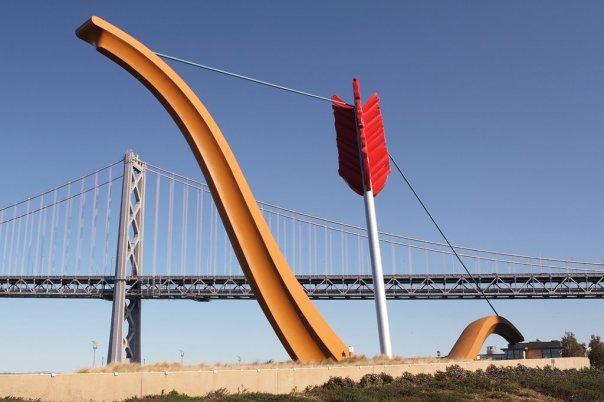 boog bay bridge
